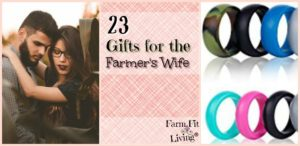 Gift Ideas for the Farmer's Wife