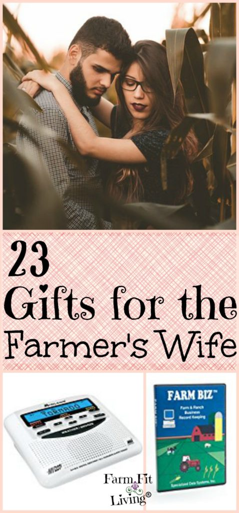 Gifts for the Farmers Wife