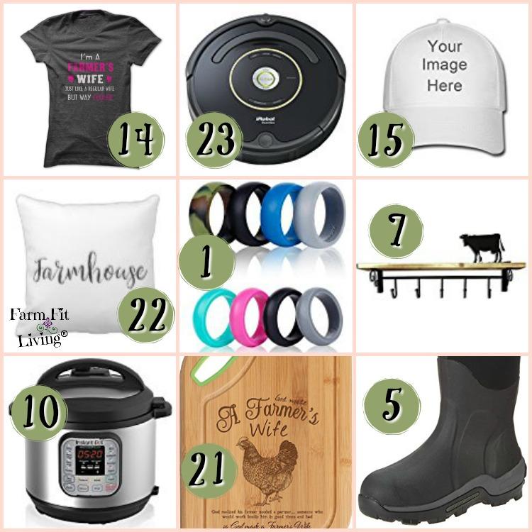 Gift Ideas for the Farmer's Wife