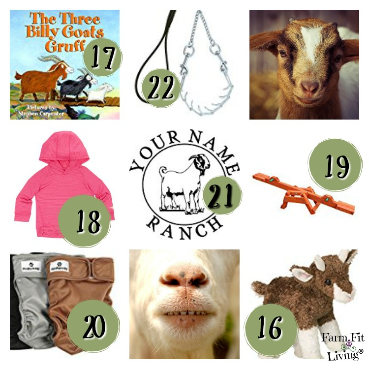 23 Unique Gifts for Goat Lovers | Farm