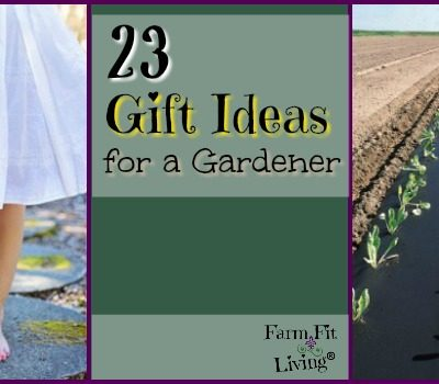 23 Gift Ideas for a Gardener on Your List