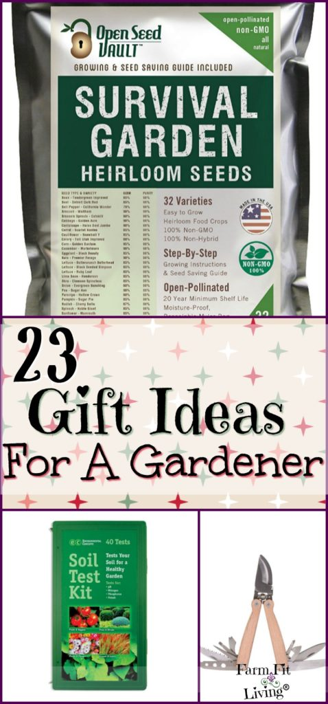 Gift Ideas for a Gardener