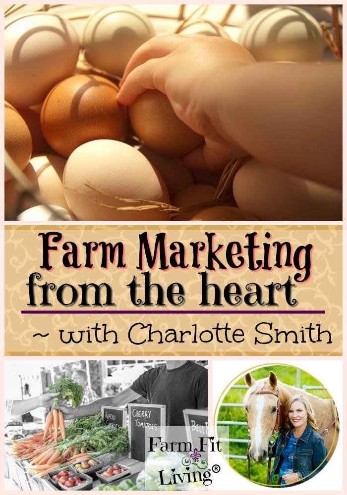 farm marketing from the heart Charlotte Smith