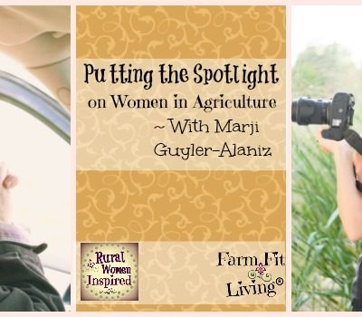Spotlight on Women in Agriculture with Marji Guyler-Alaniz