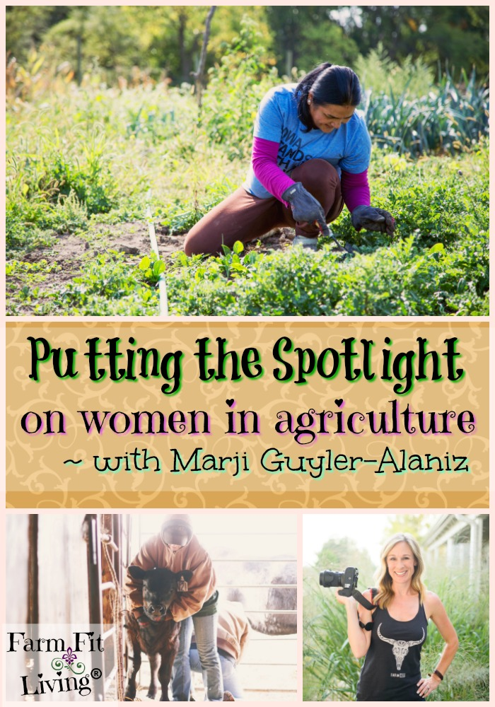 spotlight on women in agriculture
