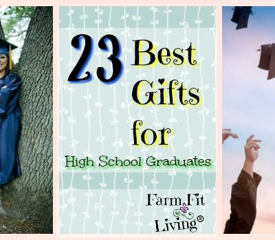 23 Best Gifts for High School Graduates