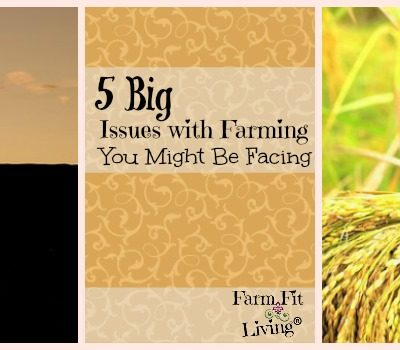 5 Big Issues with Farming You Might Be Facing