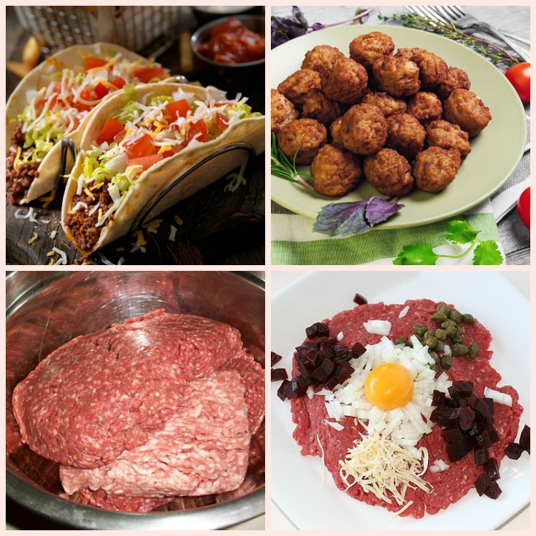 East Ground Beef Recipes