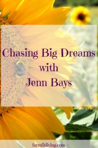 Chasing Big Dreams