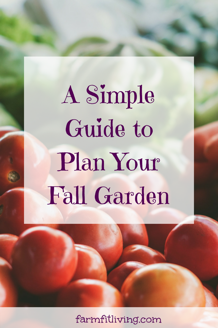 A fall gardening guide full of tips from what to plant and when. #fallgardening #fallgardeningguide #farmliving #homesteading #podcast