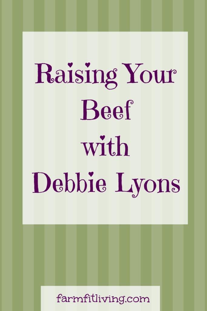 raising your beef