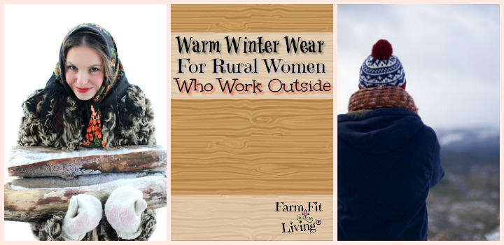 warm winter wear for rural women