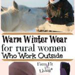 Warm Winter Wear for Rural Women