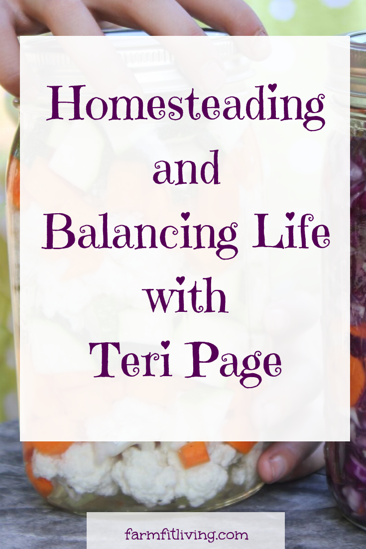 Are you feeling overwhelmed and wondering how you can balance all you want to do? Teri's story will inspire you to pick your battles and pursue new things.