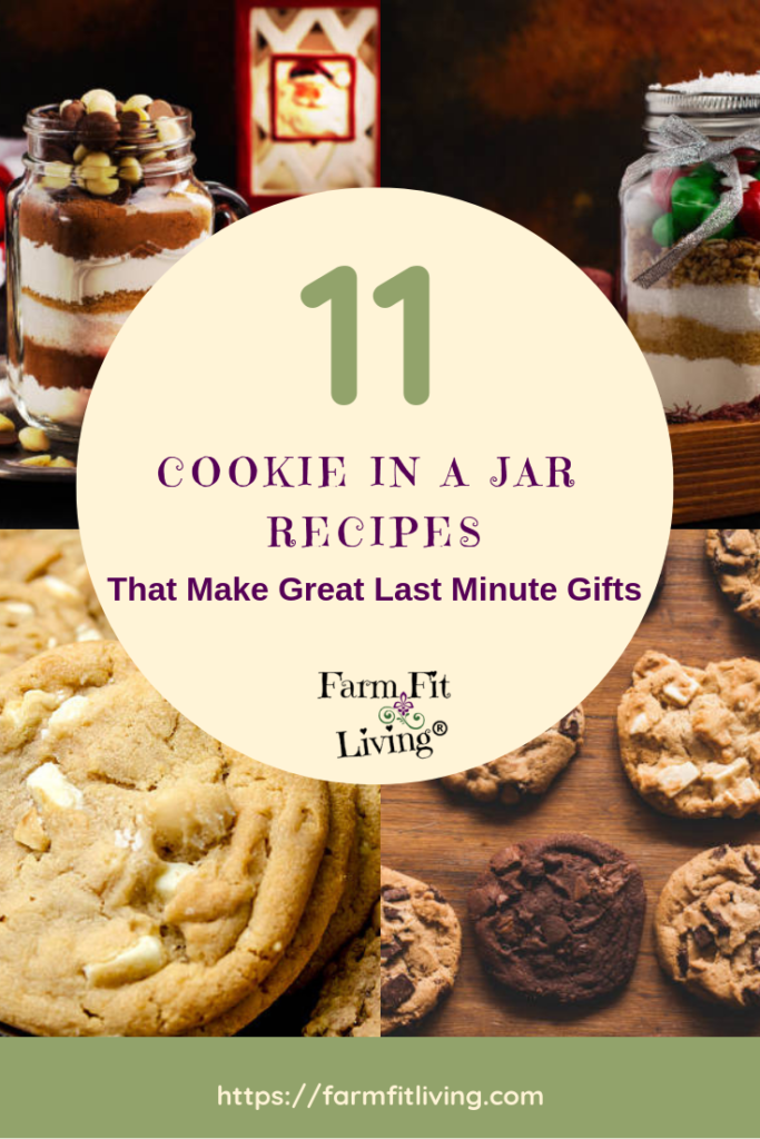 11 Cookie in a Jar Recipes