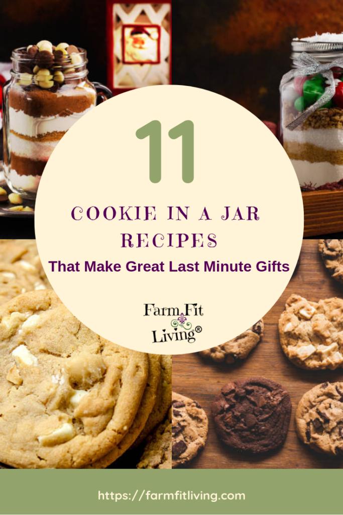 11 Cookie in a Jar Recipes