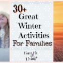 Great Winter Activities