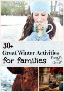 Great Winter Activities