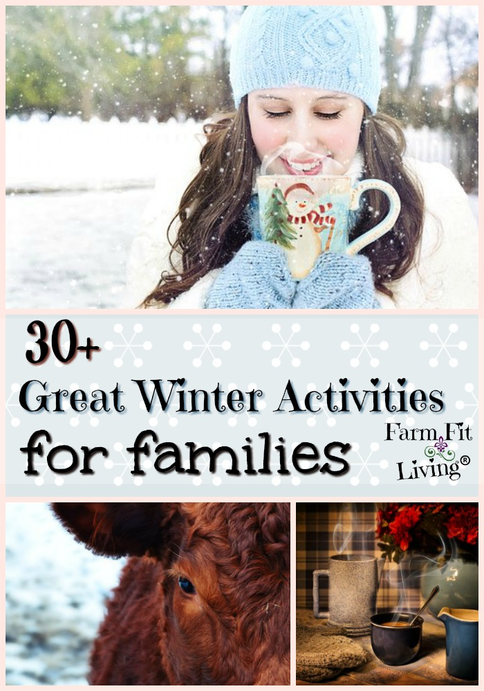 Great Winter Activities for Families