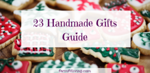23 handmade gifts guide