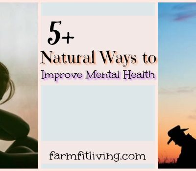 Top 10 Natural Ways to Improve Mental Health