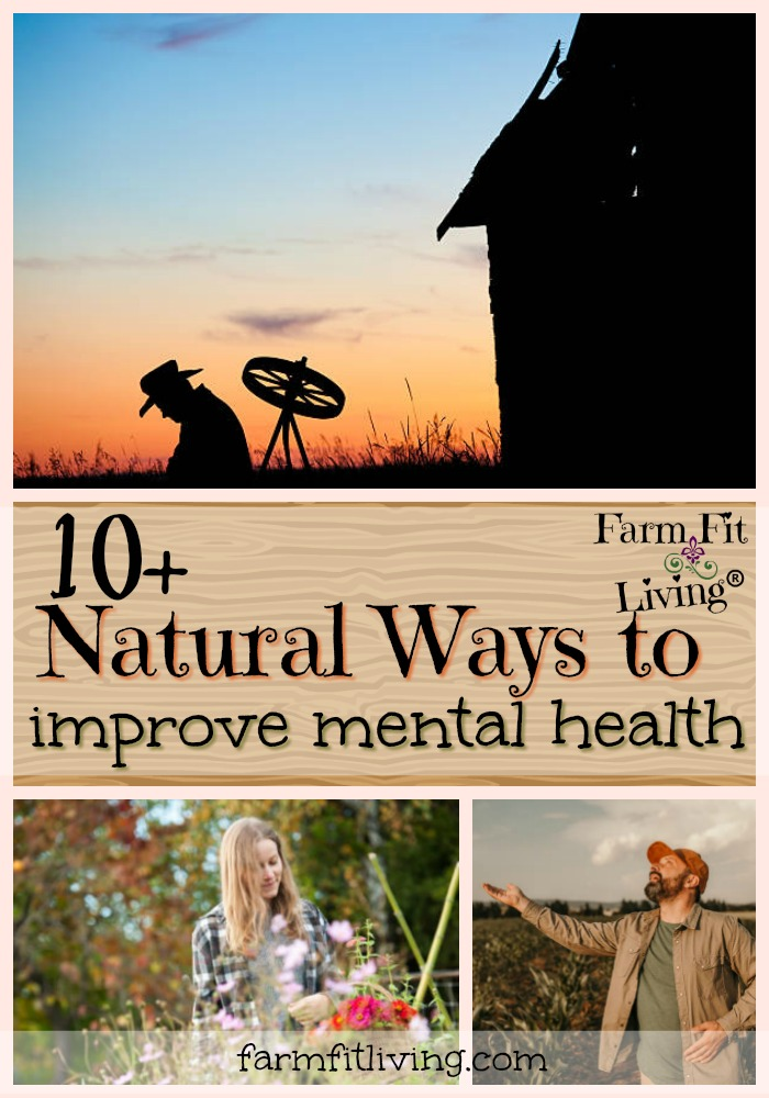 Natural Ways to Improve Mental Health