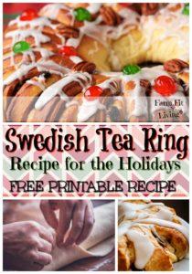 Swedish Tea Ring Recipe for the Holidays