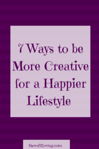 ways to be more creative