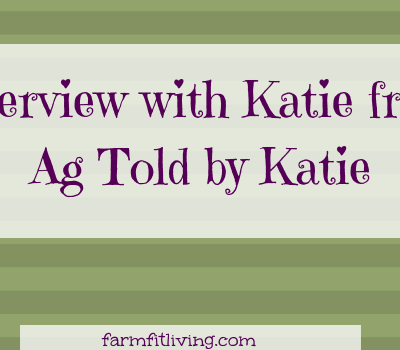 Inspiring Stories of Women in Ag Told by Katie