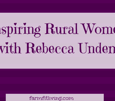 Inspiring Rural Women with Rebecca Undem