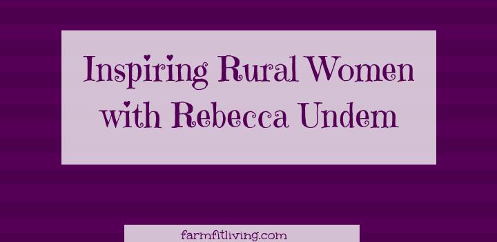 Inspiring Rural Women