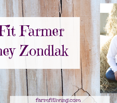 Ms. Fit Farmer Britney Zondlak