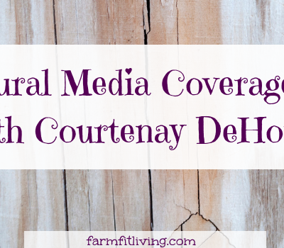 Kansas Cowgirl Turns Viral TV Host with Courtenay DeHoff