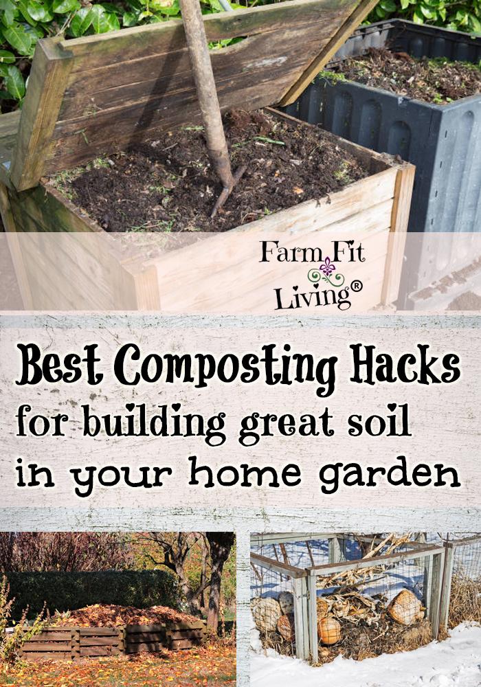 best composting hacks