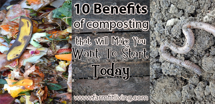 10 Benefits of Composting