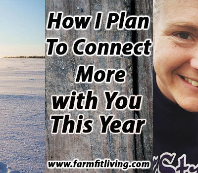 How to Plan to Connect More With You This Year