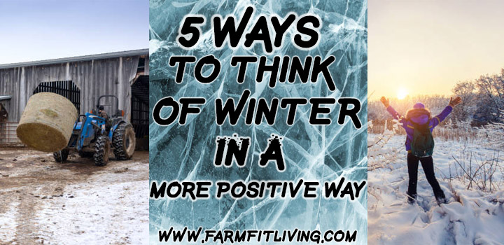 5 Ways to Think of Winter in a More Positive Way