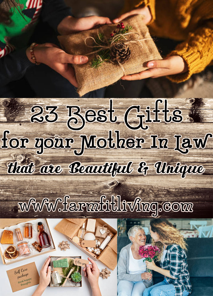 23 Best Gifts for Your Mother in Law that are Beautiful and Unique