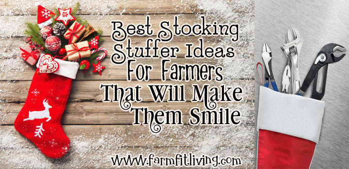 best stocking stuffer ideas for farmers