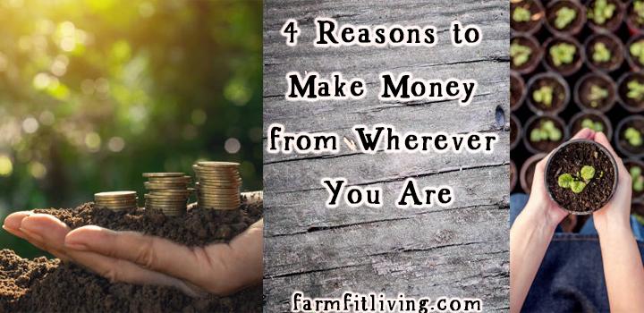 reasons to make money